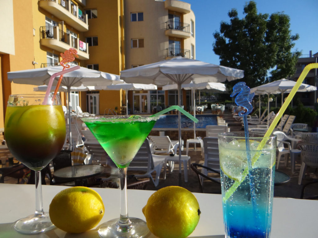Drinks Hotel Orios