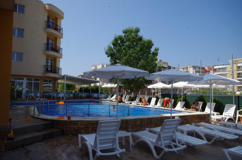 Pool 4 Hotel Orios